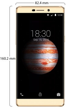 InnJoo Pro Dual Sim Physical Features