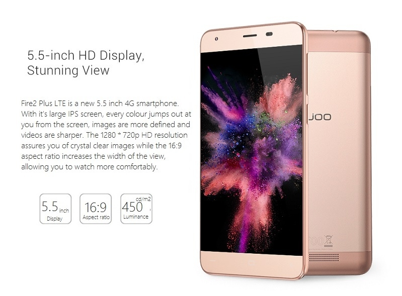 InnJoo FIre2 5.5 HD Display online in Nigeria