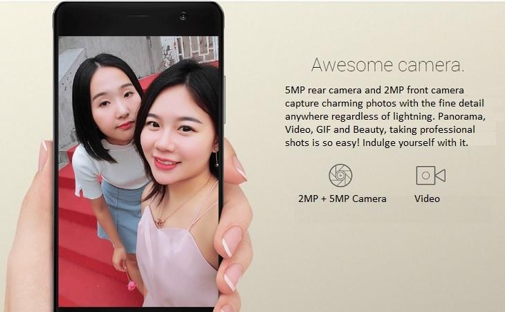 halo 2 on Jumia 5MP + 2MP cameras