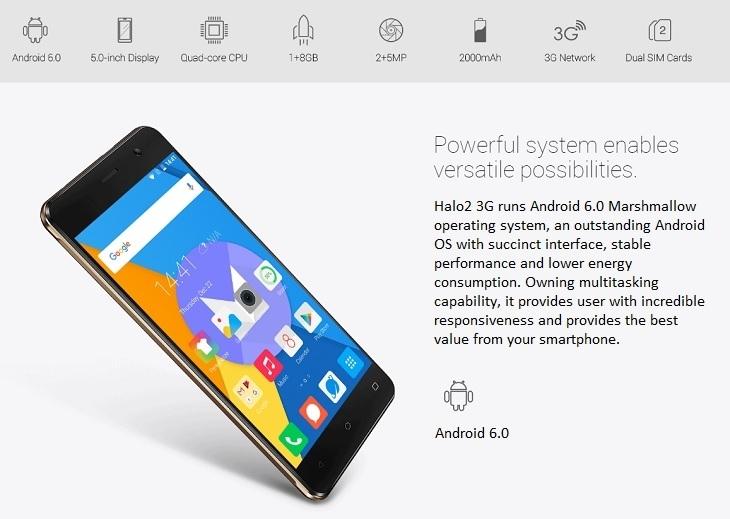Halo 2 3G on Jumia android 6