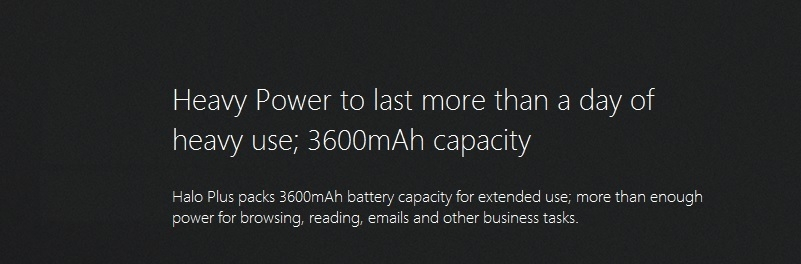 InnJoo Halo 3600mAh Battery
