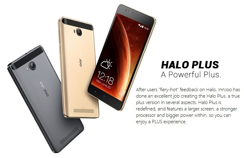 InnJoo Halo Plus online in Nigeria