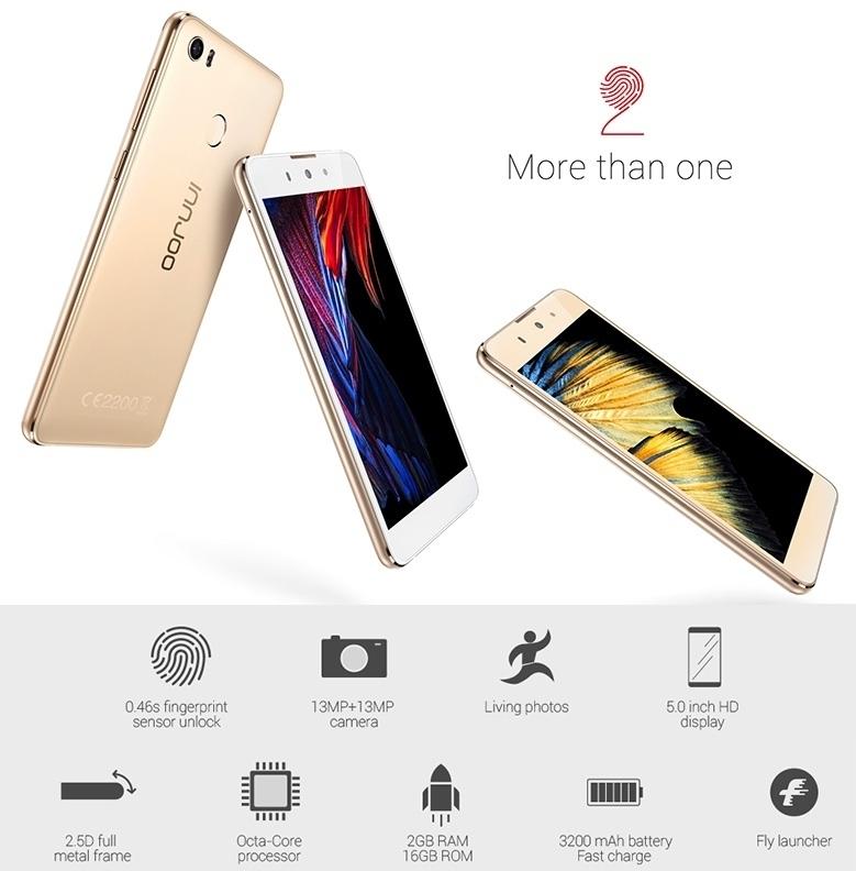 Innjoo 2 Smartphone available on Jumia Nigeria
