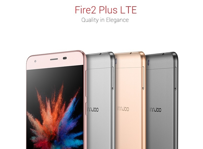 InnJoo Fire2 Plus LTE Banner