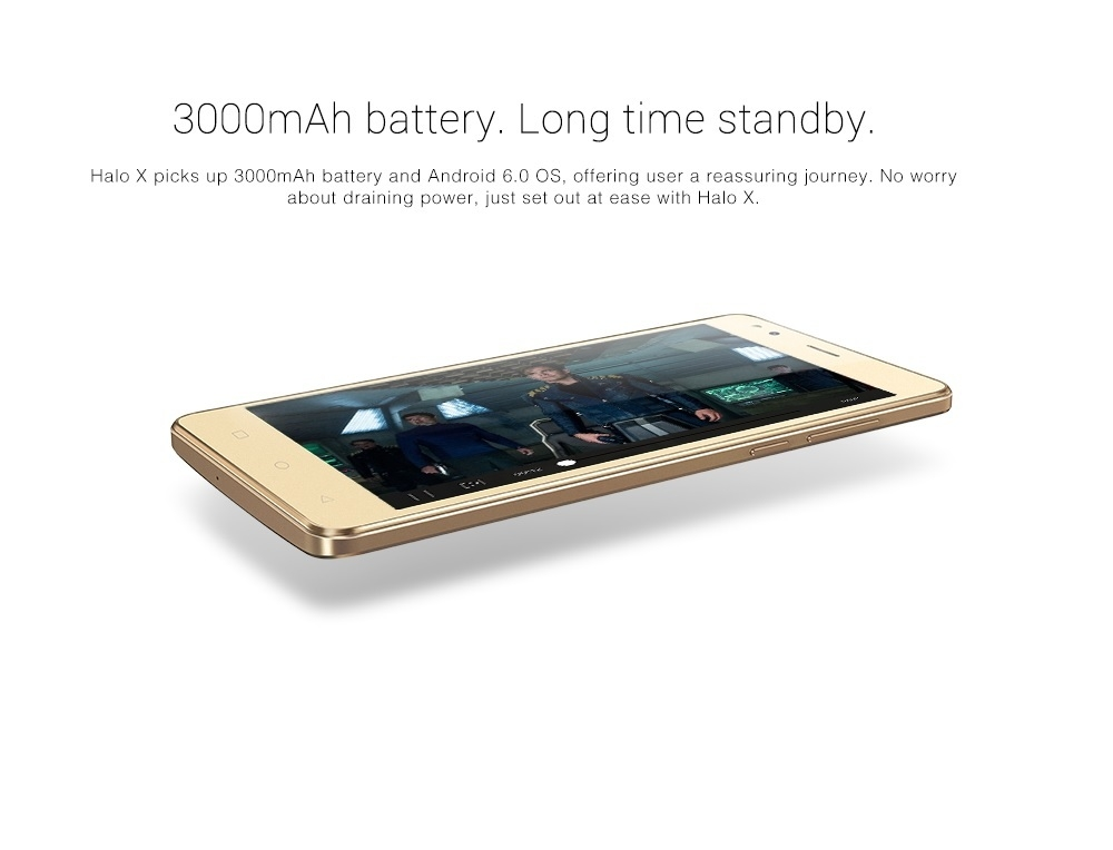Innjoo Halo X - Gold battery on Jumia at the best price in Nigeria