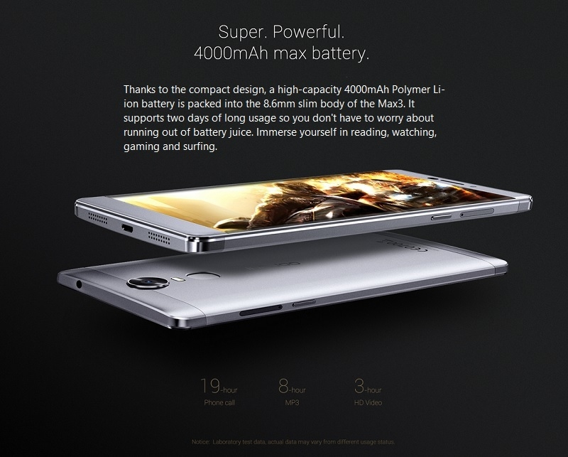 InnJoo Max3 battery life review