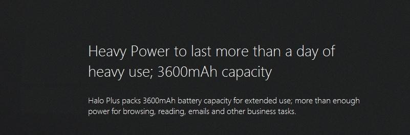 InnJoo Halo 3600mAh Battery