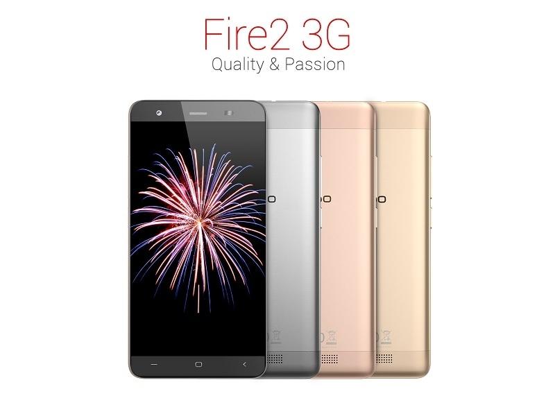 InnJoo Fire2 3G Grey