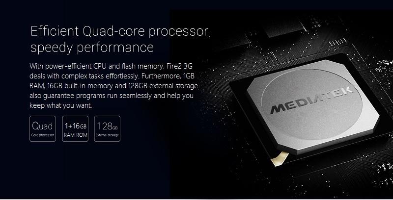Fire 2 16 GB 3 G