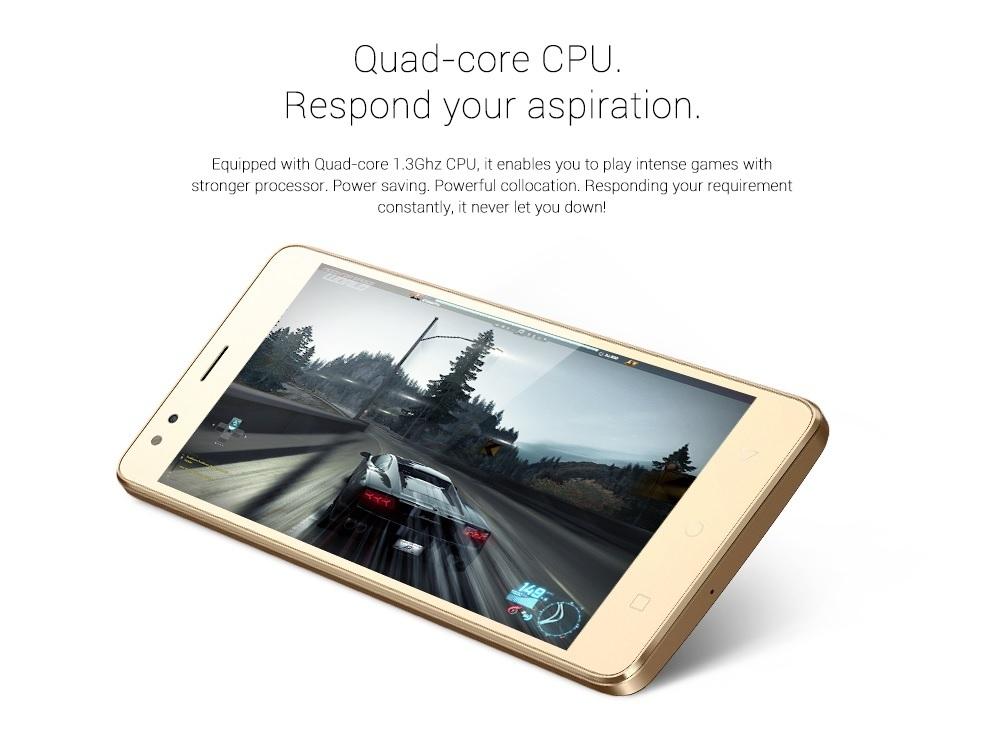 Innjoo Halo X - Gold quad core cpu on Jumia at the best price in Nigeria