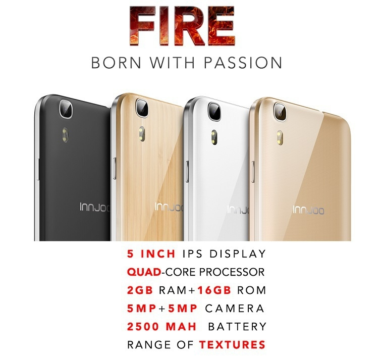 InnJoo Fire
