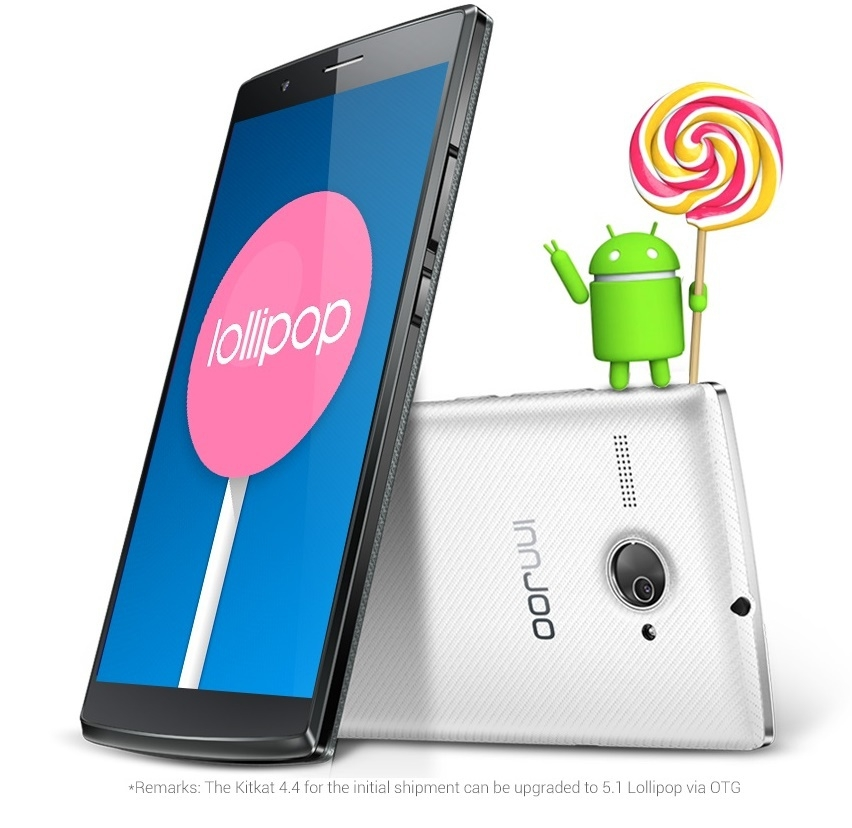 HALO OS Android Lollipop