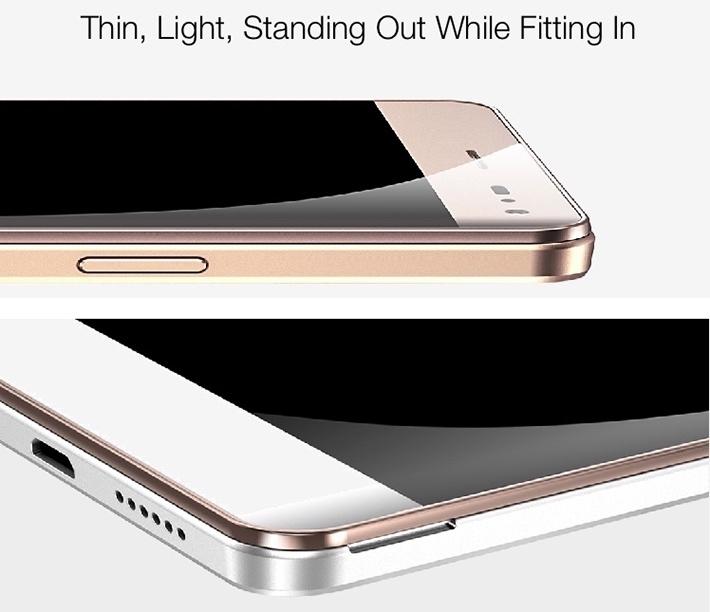 Innjoo Max 2 Ultra slim design