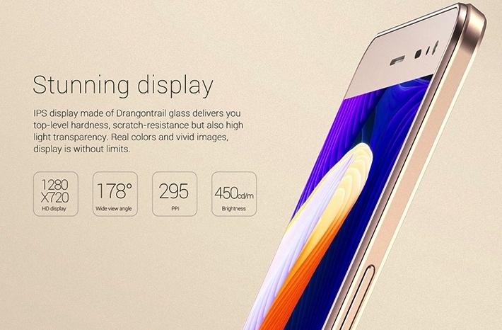 Innjoo Max 2 With stunning display