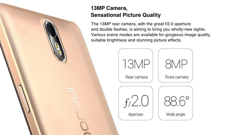 Innjoo Max 2 Camera