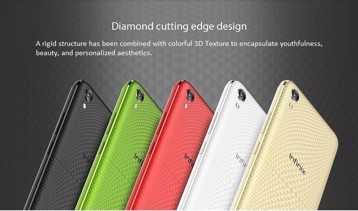 Infinix Hot 5 Lite 3D Exterior texture