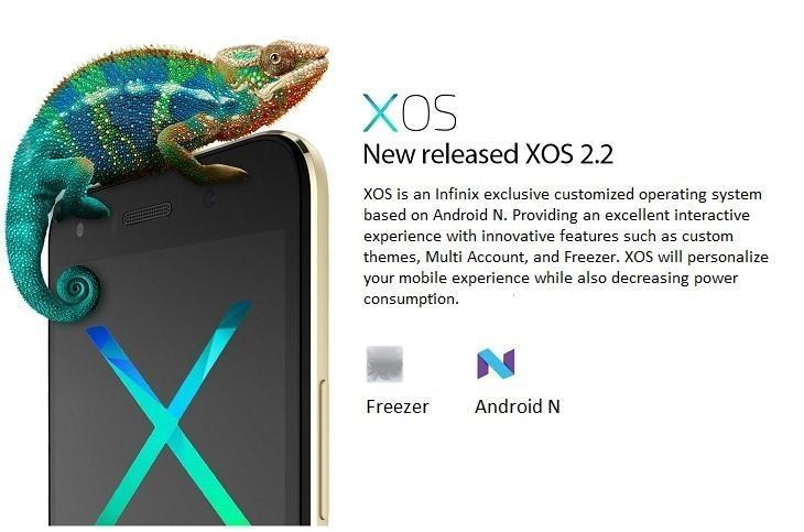 Android N smartphones on Jumia
