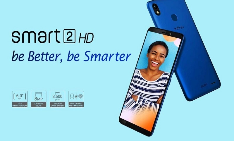 smart 2 hd smartphone in nigeria