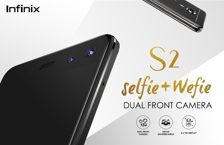 Image result for Infinix Hot S2