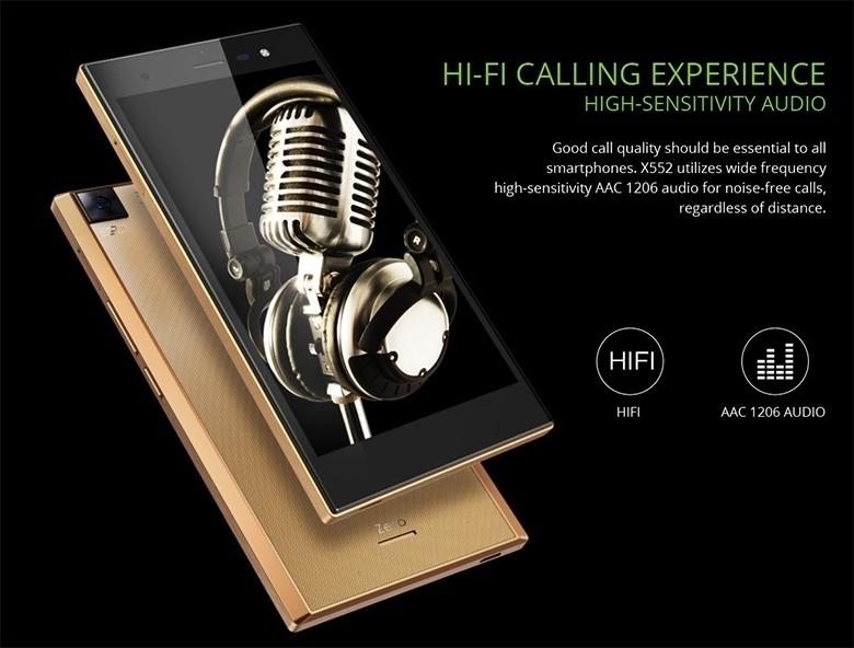 Infinix Zero 3 High Quality Audio