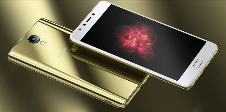 Infinix NOTE 4 (X572) 5.7 Inch IPS LCD (2GB, 16GB ROM) Android 7.0 Nougat, 13MP + 8MP Dual SIM 4G Smartphone price in nigeria