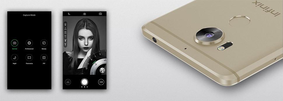 Infinix smartphone