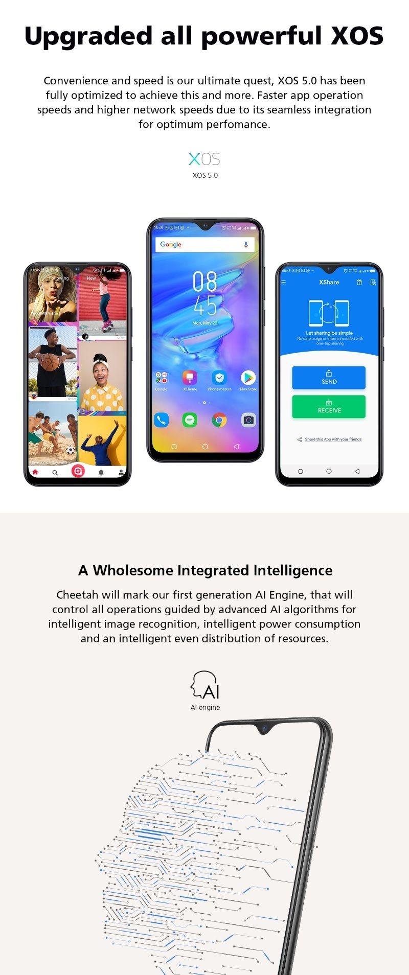 A1 Engine on a smartphone