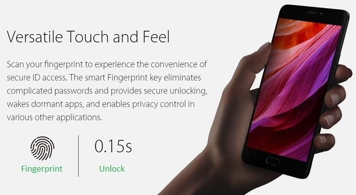 Infinix Note 4 0.15seconds