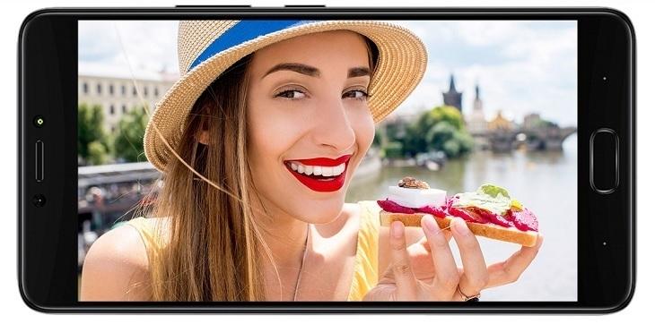 Infinix Note 4 selfie camera