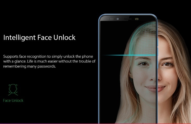 infinix smart 2 pro face unlock