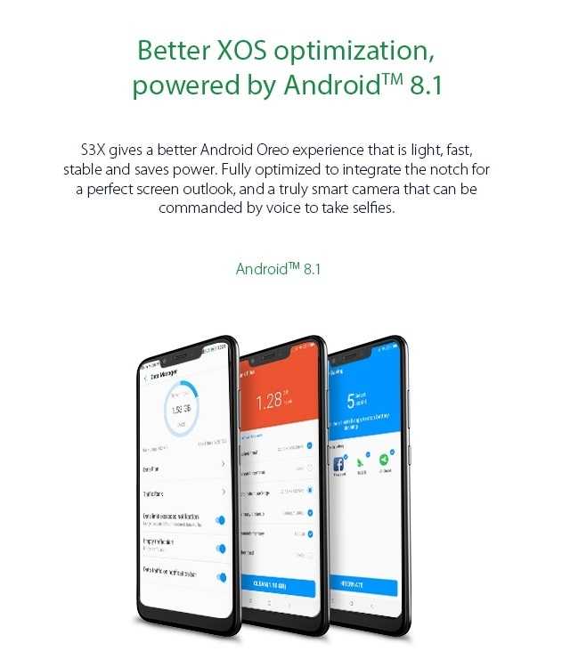 Android 8.1 oreo infinix s3x on jumia cheap price