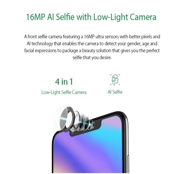 16mp selfie camera android jumia nigeria