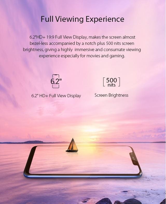 Infinix S3X 6.2 screen affordable price in Nigeria