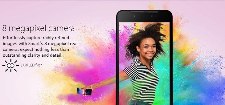Infinix Smart X5010 8MP camera