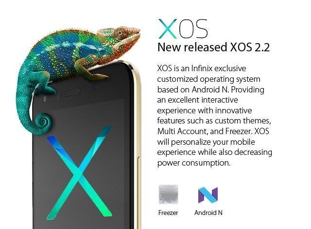 Android Nougat device on juma