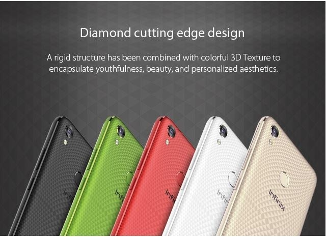 Infinix Hot 5 (X559C),16GB+2GB, (Dual SIM) Black @ Best Price Online