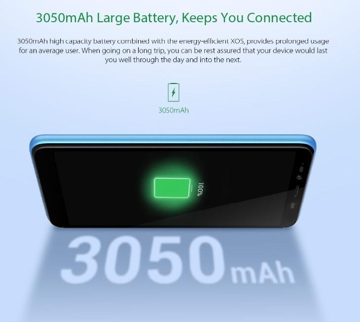 infinix 3050mAh battery on Jumia best price nigeria