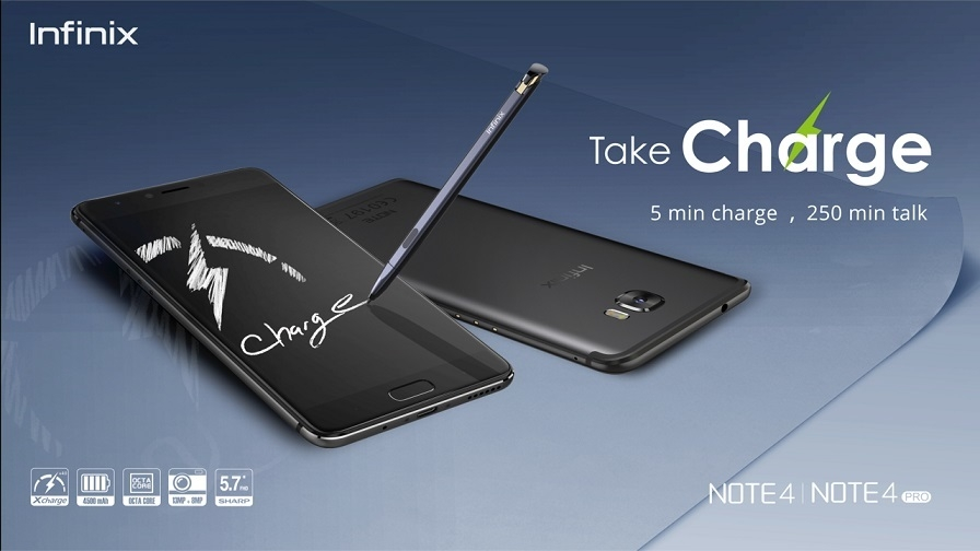 Image result for infinix note 4 pro
