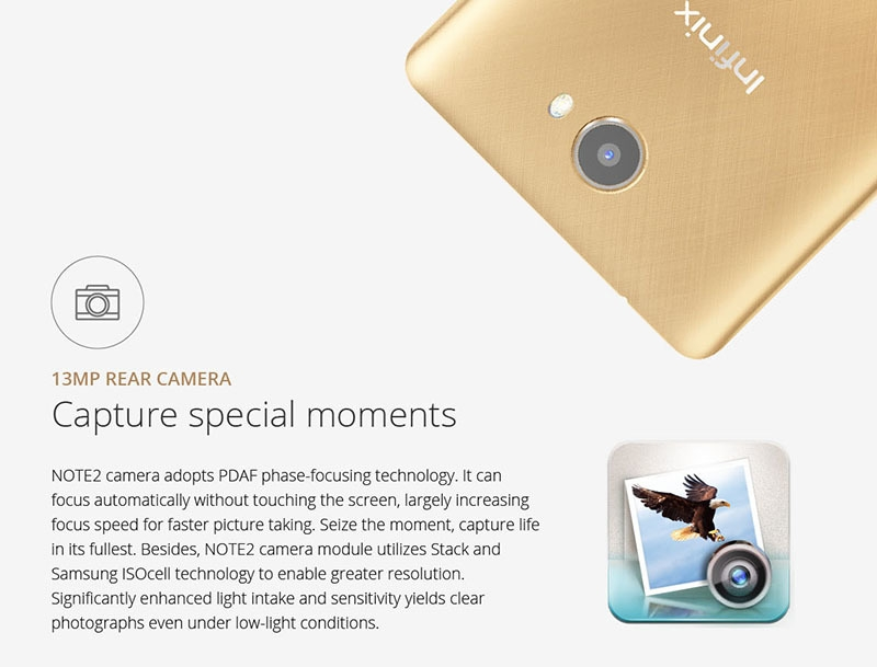 Infinix Note 2 X600 available exclusively on Jumia Nigeria