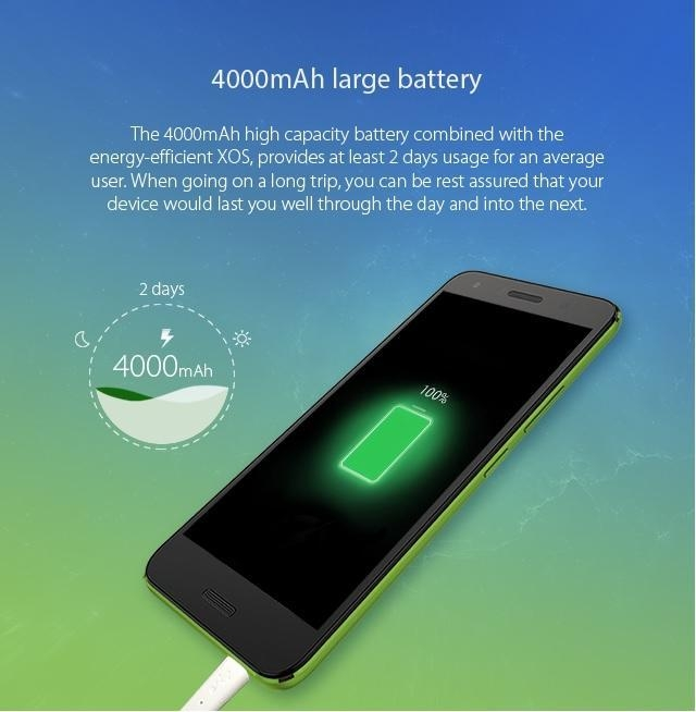 Infinix Hot 5 (X559c) 4000mah battery