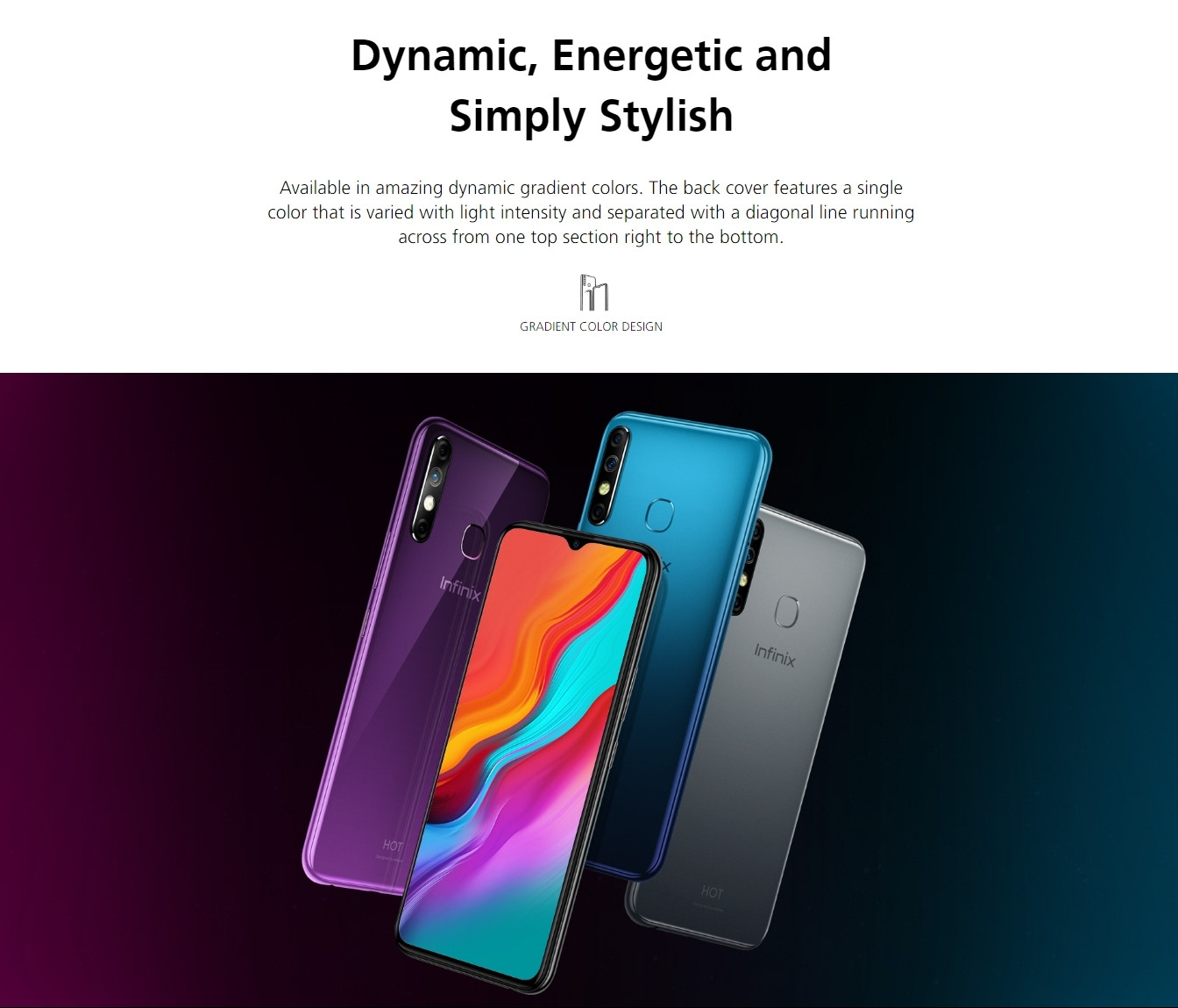 Infinix Hot 8 Lite X650 Mobile 2GB Ram 32GB Rom PTA Approved Official Warranty