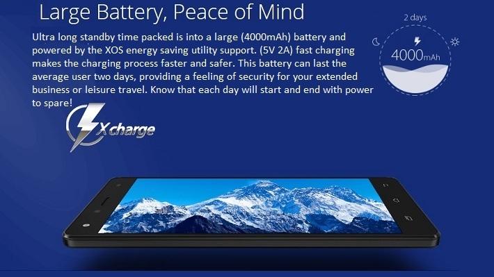 Infinix Hot Lite 4 Battery online best price in Nigeria