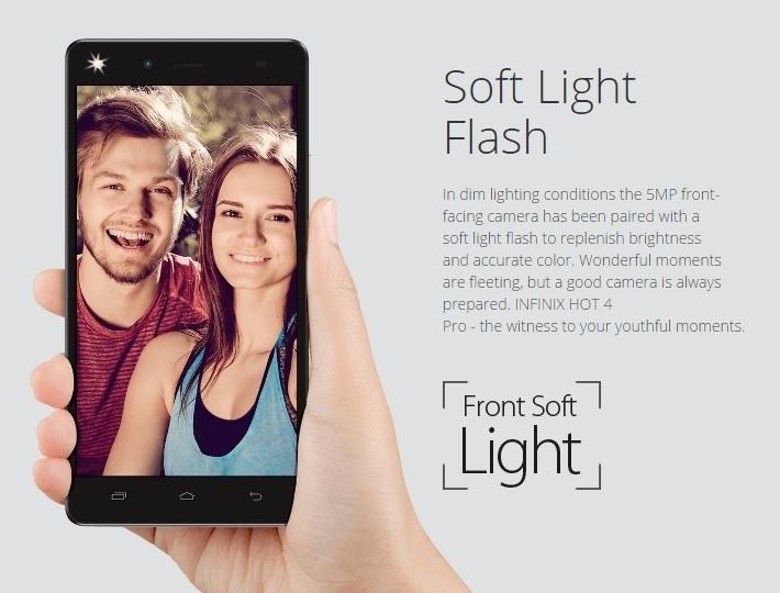 Infinix Hot 4 Pro X556 on Jumia