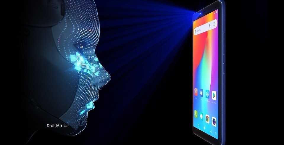iTel P33 Plus AI FaceID