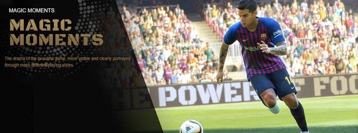PES Pro Evolution Soccer 2019 - PlayStation 4