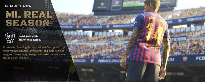 Sony PES Pro Evolution Soccer 2019 - PlayStation 4 + PS4 Pad
