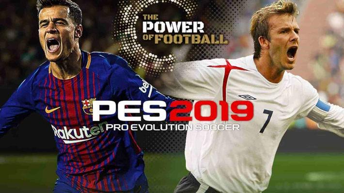 Konami Pro Evolution Soccer (PES) 2019 - PlayStation 4   Jumia com ng