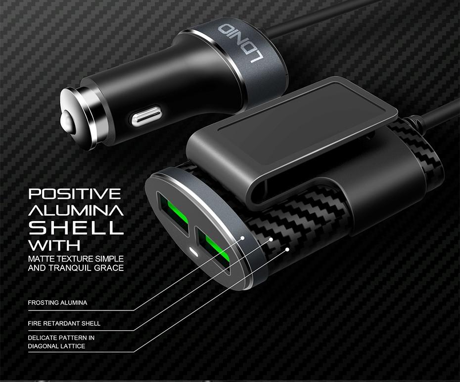 LDNIO C502 car charger  (5)