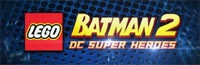 Lego Batman 2: DC Super Heroes game logo