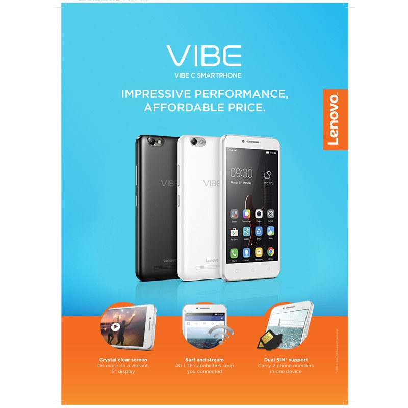 Lenovo vibe c a2020 on jumia at best price